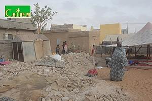 Toujounine : une énième famille victime de l'expropriation foncière à Bouhdideu, l'ADU indexée