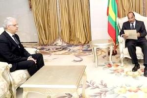 Deux ans après la bourde de Chabat, Baraka porteur d'un message royal en Mauritanie