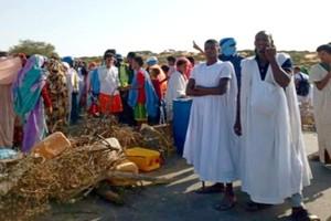 Boutarvaya/Manif contre la soif : la gendarmerie interpelle 7 manifestants