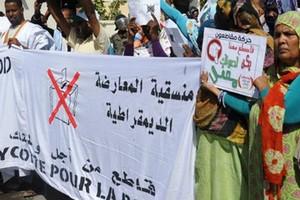 Graves cotradictions au sein de l'opposition mauritanienne et possibilité de boycott de l'élection présidentielle