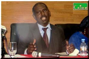 Brahim Ould Bilal fonde un organisme pour les droits, l'éducation et la paix sociale
