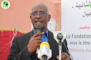 2e AG de la Fondation Sahel : discours de son président, Brahim Bilal