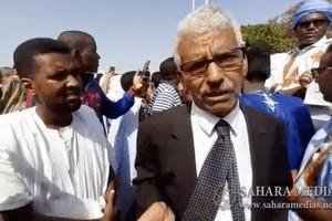 Déclaration de candidature de Me Brahim Ebety aux fonctions de Bâtonnier de l'Ordre National des Avocats