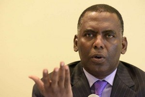 Audition de Biram Dah ABEID :