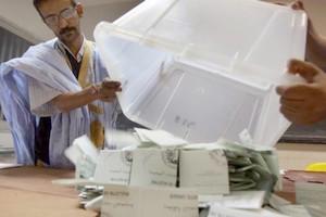 Mauritanie. Présidentielle: les bulletins de vote de la discorde
