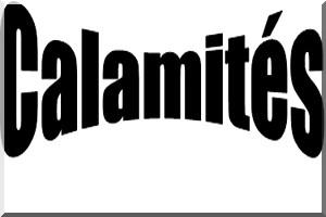 Calamités…. Calamités…. Calamités…