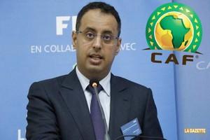 Election CAF : Ahmed Yahya se retire aussi de la course à la présidence
