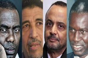 Mauritanie : les quatre candidats de l'opposition aux présidentielles face à la presse ce mercredi