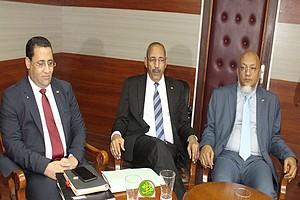 Conférence de presse conjointe des Ministres des finanaces, de l'intérieur et du Porte-parole du Gouvernement