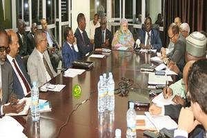 La Mauritanie et la CEDEAO examinent à Nouakchott la stratégie de mise en œuvre de leur accord de partenariat