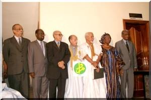 Mauritanie :Le président de la CENI verse 30 millions d'um au trésor public (Source)