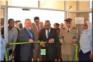 Inauguration d'un centre de vigilance, d'alerte et de gestion des crises