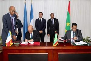 Communiqué de presse : L'AFD renforce son engagement dans les secteurs de l'éducation et de la sécurité alimentaire en Mauritanie