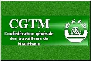 Message de condoléances : CGTM