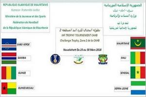 La Mauritanie hôte du Challenge Trophy 2018
