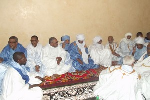 Visite de Cheikh Baba Ahmed Boudemaa en Mauritanie [PhotoReportage]