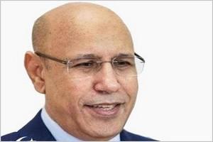 Ould Ghazouani :