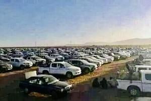 25 000 chercheurs d'or se ruent vers «Chegatt» à bord de 2 000 voitures