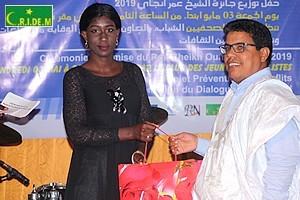 [Vidéo & PhotoReportage] Mauritanie/Médias : le Club des Jeunes Journalistes fête le prix Cheikh Oumar NDIAYE