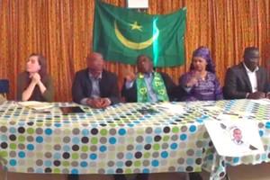 Canada : clash entre Biram et Youssouf Ould Hassane