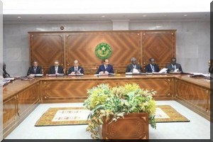 Communiqué du Conseil des Ministres