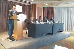 Me Bouhoubeyni devant l'AG des Commissions africaines des droits de l'homme :