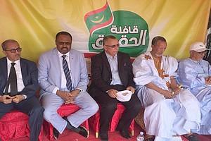 Néma : La CNDH lance la caravane des droits, le discours intégral de son président, Me Bouhoubeiny