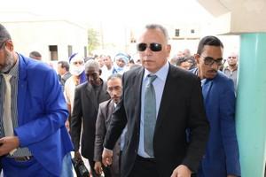 Me Bouhoubeyni en visite à l'Agence Nationale pour le Registre de la Population et des Titres Sécurisés (ANRPTS)