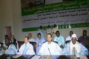 Nouakchott abrite un colloque sur le rôle du soufisme dans la diffusion du savoir
