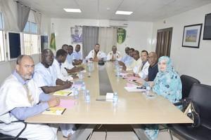 Réunion du Comité Exécutif de la FFRIM