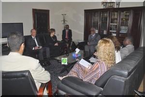 Arrivée à Nouakchott d'une délégation onusienne pour la prévention de la torture