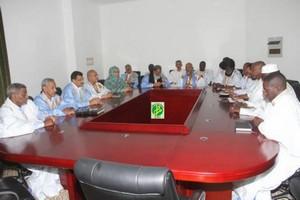 La commission du dialogue politique propose la tenue d'élections législatives et municipales en septembre 2018
