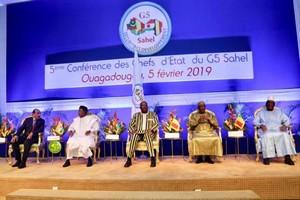 À Ouagadougou, les pays du G5 Sahel réunis pour contrer les violences jihadistes