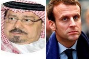 Ali Mohamed Al-Chourafa, un penseur arabe adresse un message au président français Emmanuel Macron