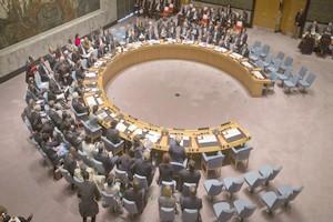 Proche-Orient: Réunion, jeudi, au conseil de sécurité de l'ONU, sur le plan de paix américain