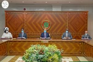 Communiqué du Conseil des Ministres du Mercredi 7 Octobre 2020