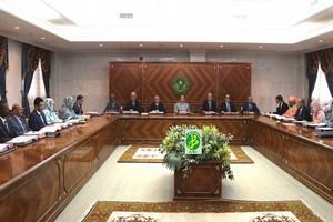 Communiqué du Conseil des Ministres du Lundi 25 Septembre 2017