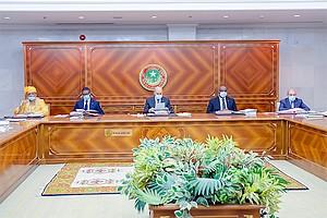 Communiqué du Conseil des Ministres du Mercredi 02 décembre 2020