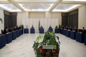 Communiqué du Conseil des Ministres du Jeudi 16 Juillet 2020