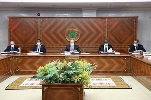 Communiqué du Conseil des Ministres du Mercredi 13 Octobre 2021