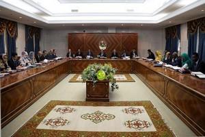 Communiqué du Conseil des Ministres du Jeudi 07 Février 2019