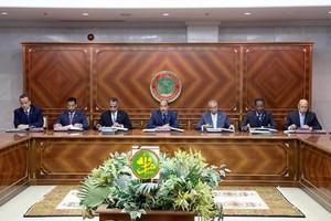 Communiqué du Conseil des Ministres du Jeudi 31 Janvier 2019