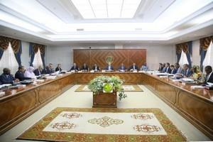 Communiqué du Conseil des Ministres du Mardi 03 Septembre 2019