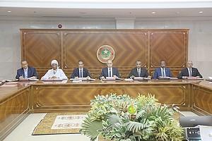 Communiqué du Conseil des Ministres du Jeudi 26 Mars 2020