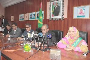 Installation du Conseil Régional de la circonscription de Nouakchott