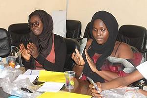 25 jeunes à l'école de la cohésion sociale, la citoyenneté active et la solidarité [Photoreportage]