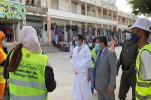 Covid-19: campagne pour le port du masque dans les transports publics en Mauritanie