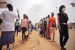 Des essais en cours en Afrique sur un traitement anti-coronavirus
