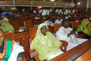 L'intervention de l'honorable députée Coumba Dada Kane lors de la plénière du 03 décembre 2018