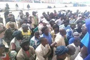 Mauritanie : une ONG inquiète à propos de la situation au port de Nouakchott